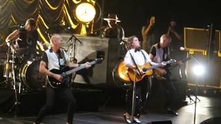 """Brandi Carlile """"Hold Out Your Hand"""" Song Live MSG Madison Square Garden 2019 Tour Show"""