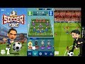 World Soccer King - First Gameplay *NEW MULTIPLAYER SOCCER GAME*