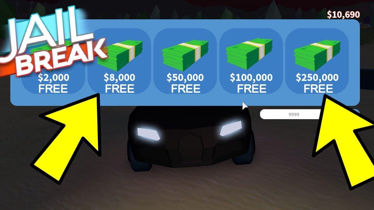 How to get FREE MONEY in Jailbreak LEGIT  YouTube
