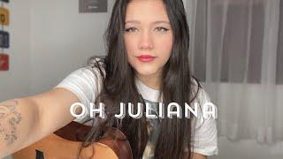 Oh Juliana - Niack   Bia Marques (cover)