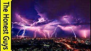 GUIDED SLEEP MEDITATION: Thunder & Rain