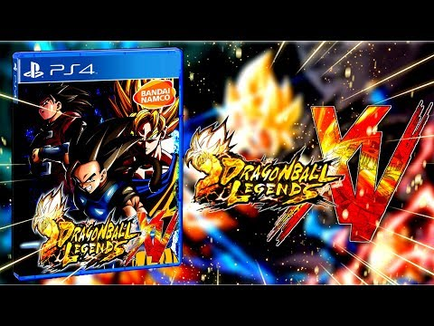 Launch Trailer - Dragon Ball Legends Xenoverse | Ps4, Xbox1, Steam