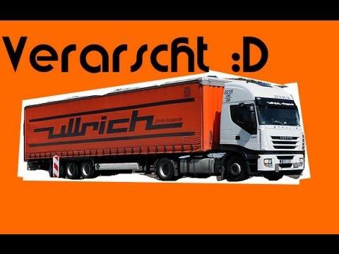 Verarsche Spedition Ullrich