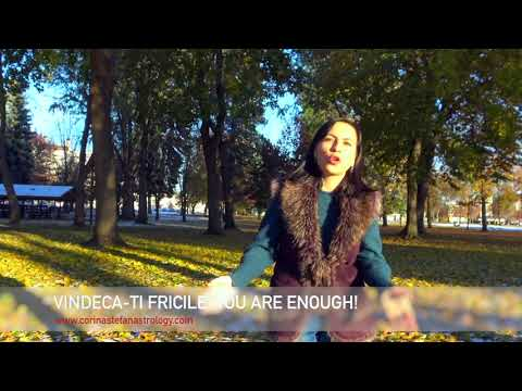 Vindeca-ti Fricile! You Are Enough!