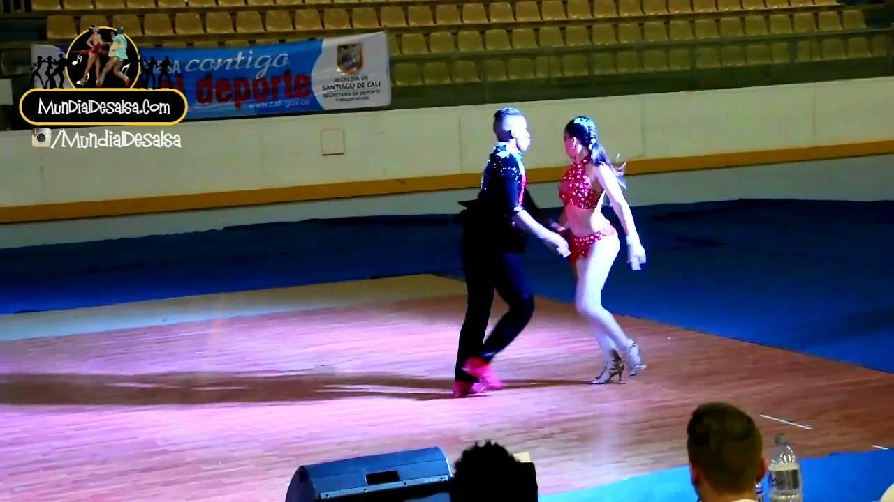 Valeria Echeverry y Luis Fernando