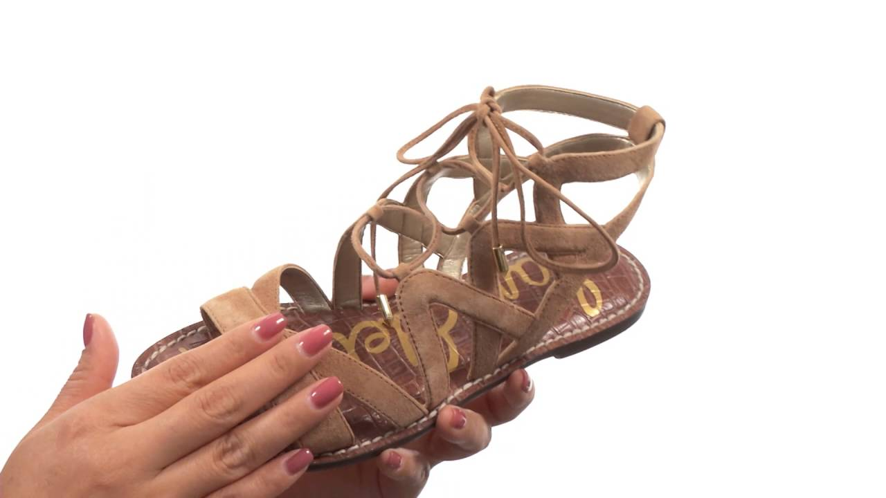 Sam Edelman Gemma SKU 8728078 - YouTube 535ef6787