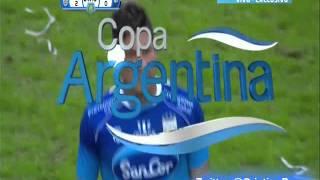 Atletico de Rafaela 2 Talleres 1 (El Espectador Rafaela) Copa Argentina 2014