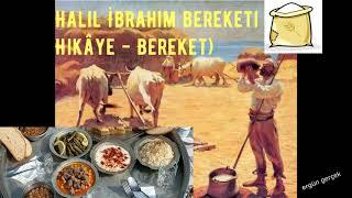 """HALİL İBRAHİM BEREKETİ """"Halil İbrahim Sofrası,"""