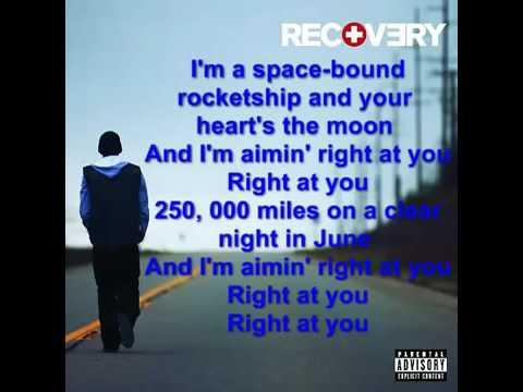 Eminem   Space Bound - download na descrição =  Mp3