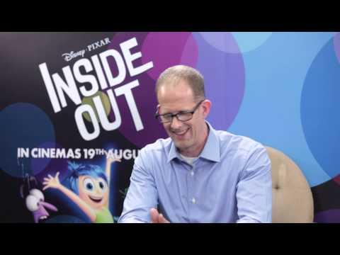 Interview Eksklusif Dengan Pete Docter, Sutradara Film Inside Out