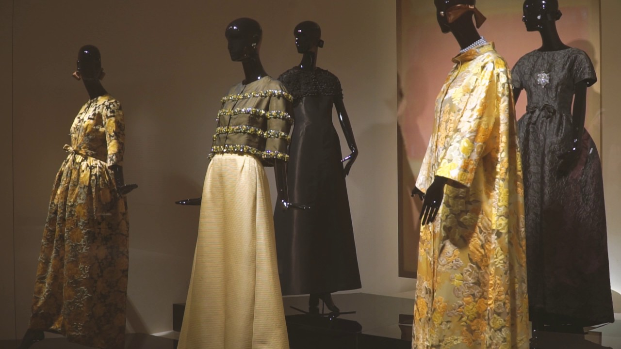 18458cf42655 Balenciaga   Rachel L. Mellon Collection - YouTube