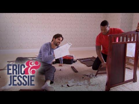 Would You Sleep Next to a Toilet? | Eric & Jessie: Game On | E!
