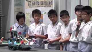「科技顯六藝」創意比賽2015 射藝三等獎 將軍澳官立小學