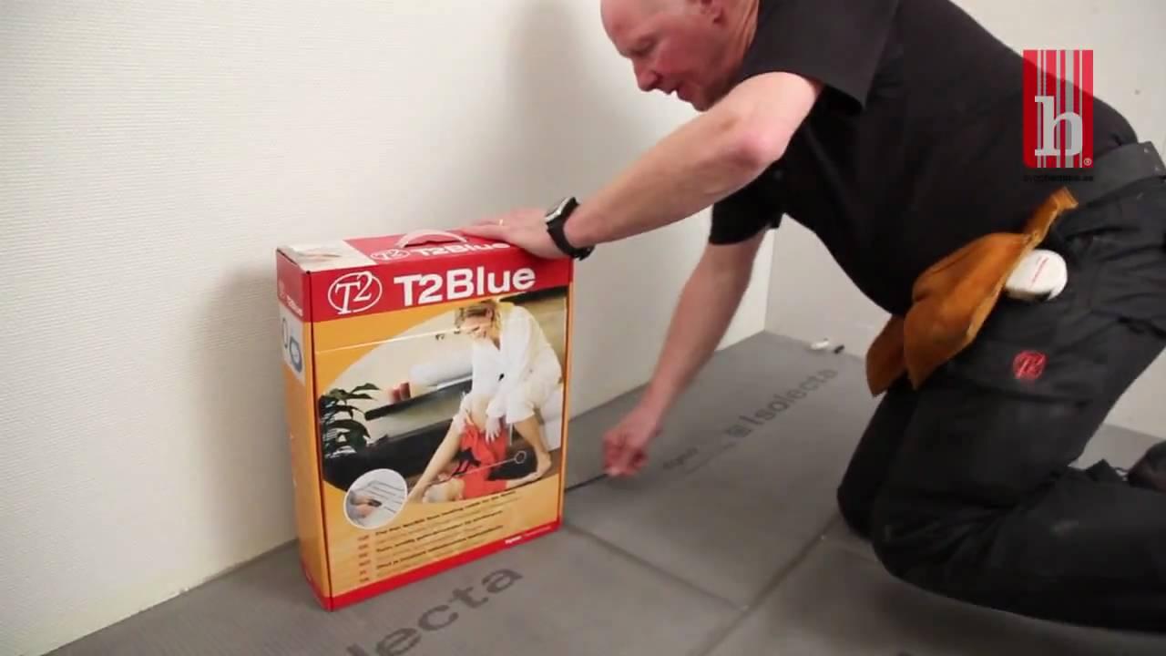 Bygghemma.se - Golvvärme T2-BlÃ¥ Tyco Thermal Controls - YouTube : åtgång flytspackel : Inredning