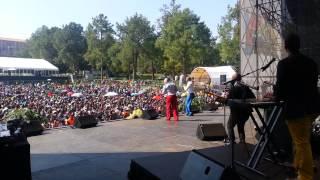Sgwili and Babo live in Pretorea