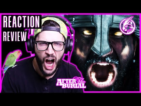 """AFTER THE BURIAL """"Behold The Crown"""" - REACTION / REVIEW Mp3"""