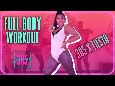 305 Fitness x Tiësto Full Body Workout