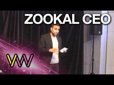 Ahmed Haider: CEO of Zookal.com | fastBREAK UPSTART April 2013