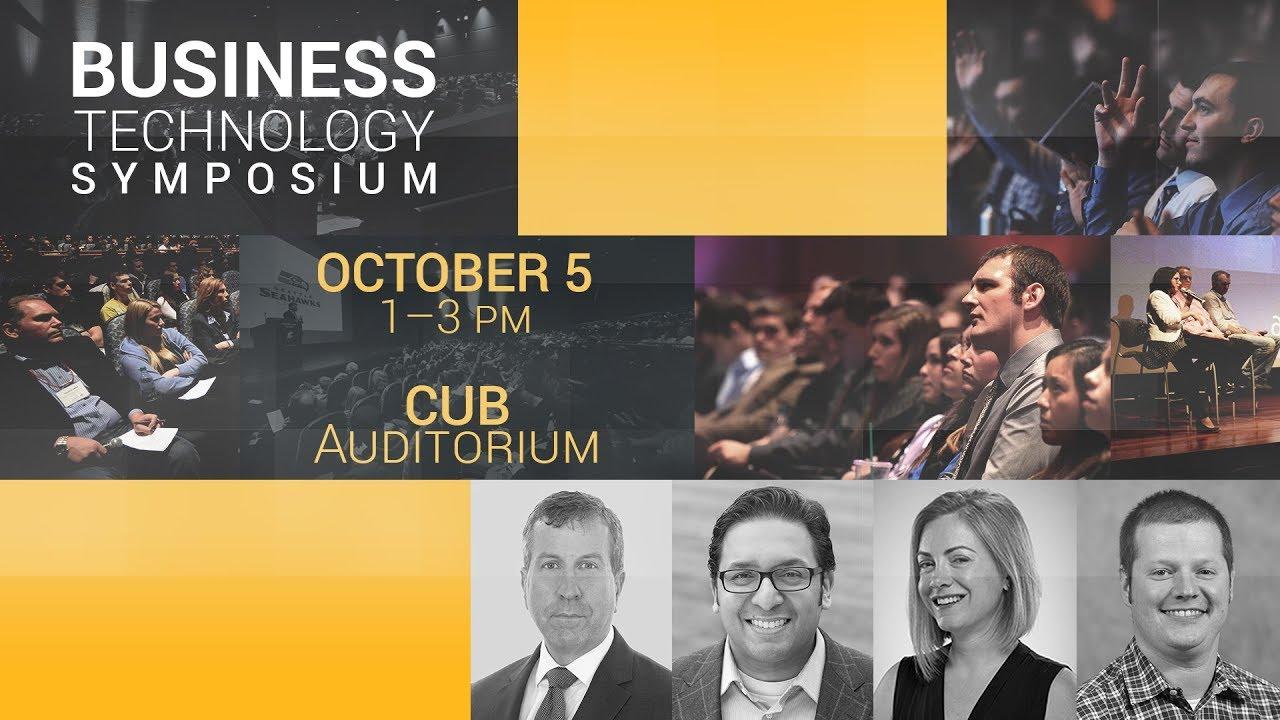 Image for WSU Global: Business Tech Symposium webinar