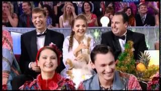 новые русские бабки  - выступление НГ 2012