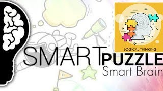 smart puzzle collection-logical thinking-mind bloẁing brain ?