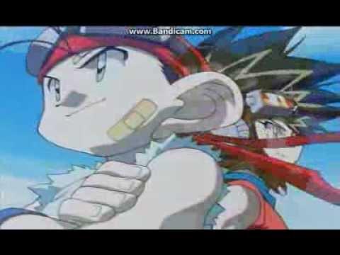 Bakusou Kyoudai Let's & Go!! Eternal Wings Opening