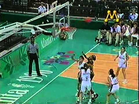Brasil X Rússia - Basquete Feminino - Olimpíadas de Atlanta 1996 (Parte 2) 01ece92f80987