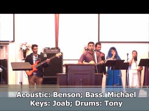 Senaoka Yehovah Hamare | Hindi Christian Worship | Benson Thomas