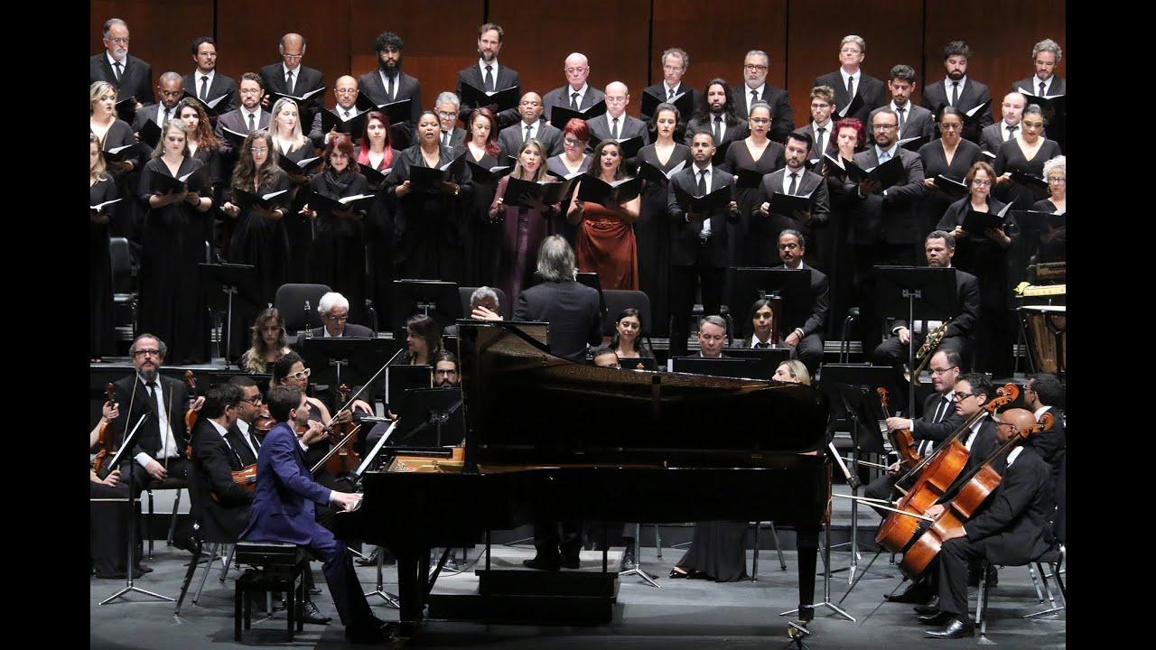 Bernardo Santos - Beethoven Choral Fantasy Op. 80