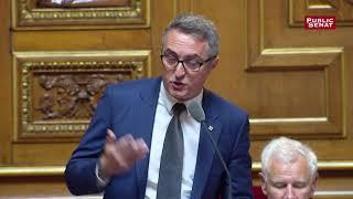 Immigration : le sénateur FN Stéphane Ravier dénonce un