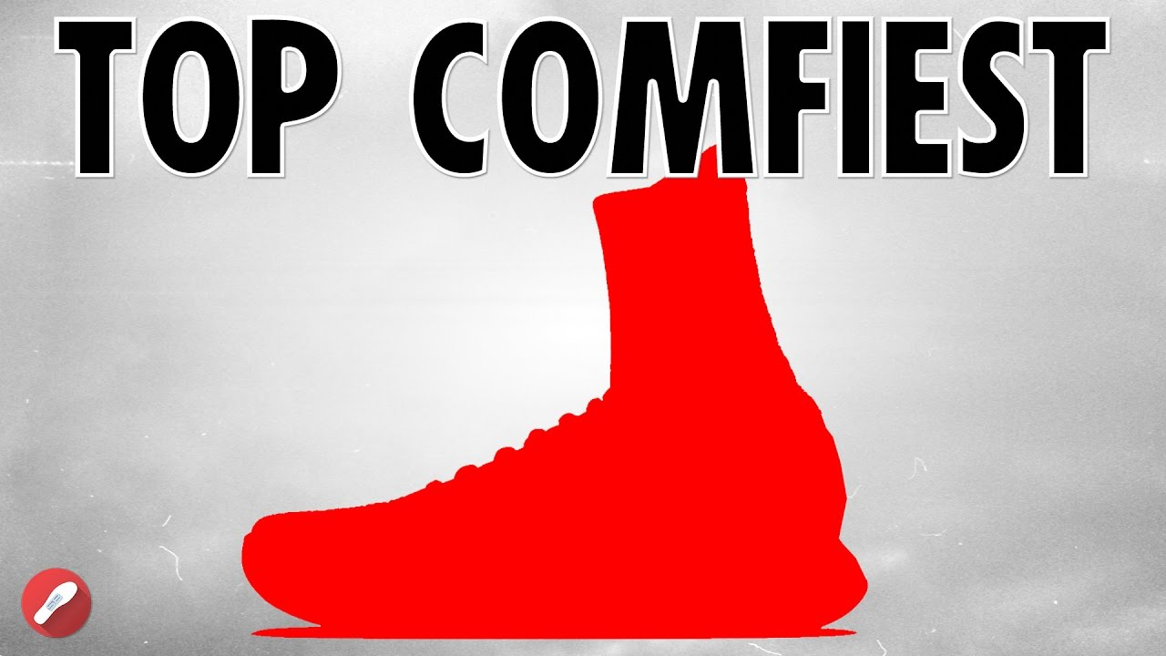Top 5 Most Comfortable Basketball Shoes