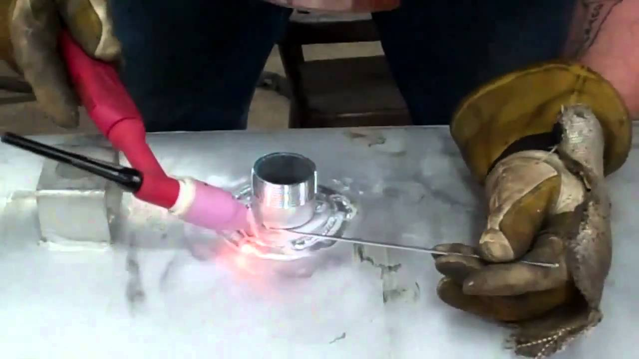 LONGEVITY Perfomance Aluminum Fuel Tank Welding Feat SICFab with ...