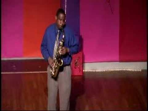 Oh Happy Day - Saxophonist Kenneth Williams