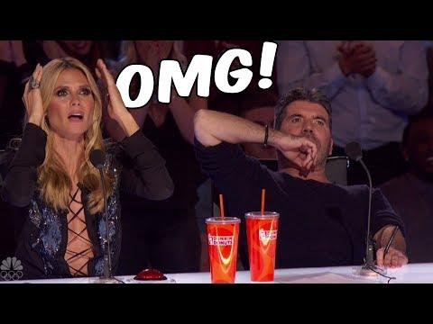 🔴¡Las 5 Mejores Audiciones De America's Got Talent! 🔥Quedarás Impactado!!!😱💥