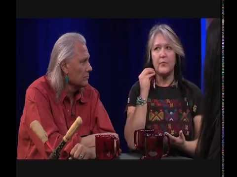 NVTV - Guests: Michael Horse Panny Opal Plant - Idle No More Movement