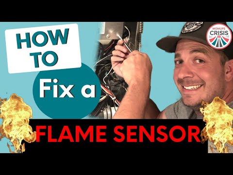 How To Fix A Flame Sensor Furnace - MomLife Crisis