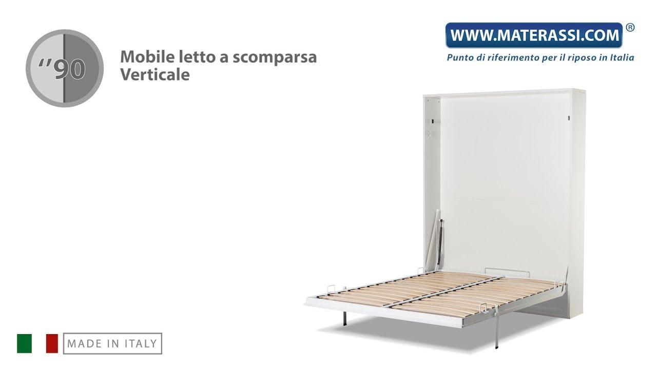Mobile A Letto A Scomparsa.Come Si Monta Un Mobile Letto Verticale A Scomparsa