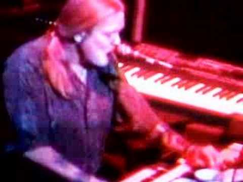 Allman Brothers . Stormy Monday with Chuck Leavell PT1