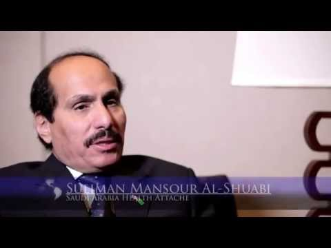Health Attaché for the U.S. Embassy of Saudi Arabia on Finding Healthcare Solutions
