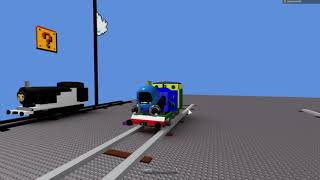 Roblox Mario Train Game Trailer