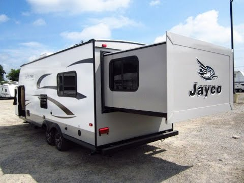 HaylettRV.com - 2015 Jayco Jay Feather Ultralite X213 Travel Trailer in Coldwater MI