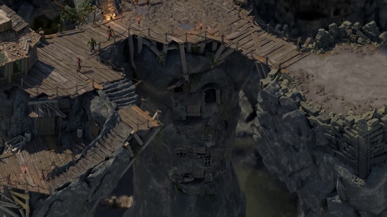 Pillars Of Eternity World Map Complete.Pillars Of Eternity Ii Deadfire Backer Update 14 Neketaka Youtube