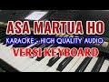 Karaoke Asa Martua Ho Lagu Batak. Arvindo Simatupang. Lirik Berjalan, HQ