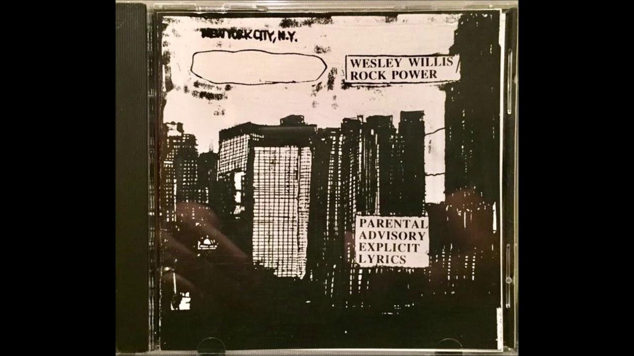 Wesley Willis Rock Power Full Album Youtube