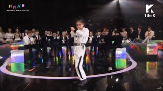나하은 (Na Haeun) - 2018 멜론 뮤직 어워드 후보소개 댄스(2018 Melon Music Awards Best Dance Nominees Dance)