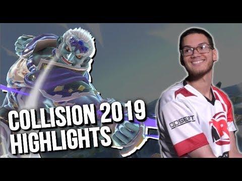 Collision 2019 Smash Ultimate Highlights Feat. Nairo, Marss, Tweek, Dabuz, and more! thumbnail