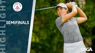 Highlights: 2019 U.S. Women's Amateur Semifinals