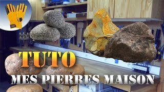 Mes pierres d'Aquarium maison # Partie 2 - Tuto