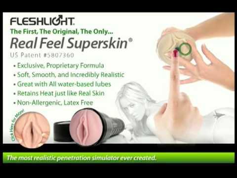How good does a fleshlight feel