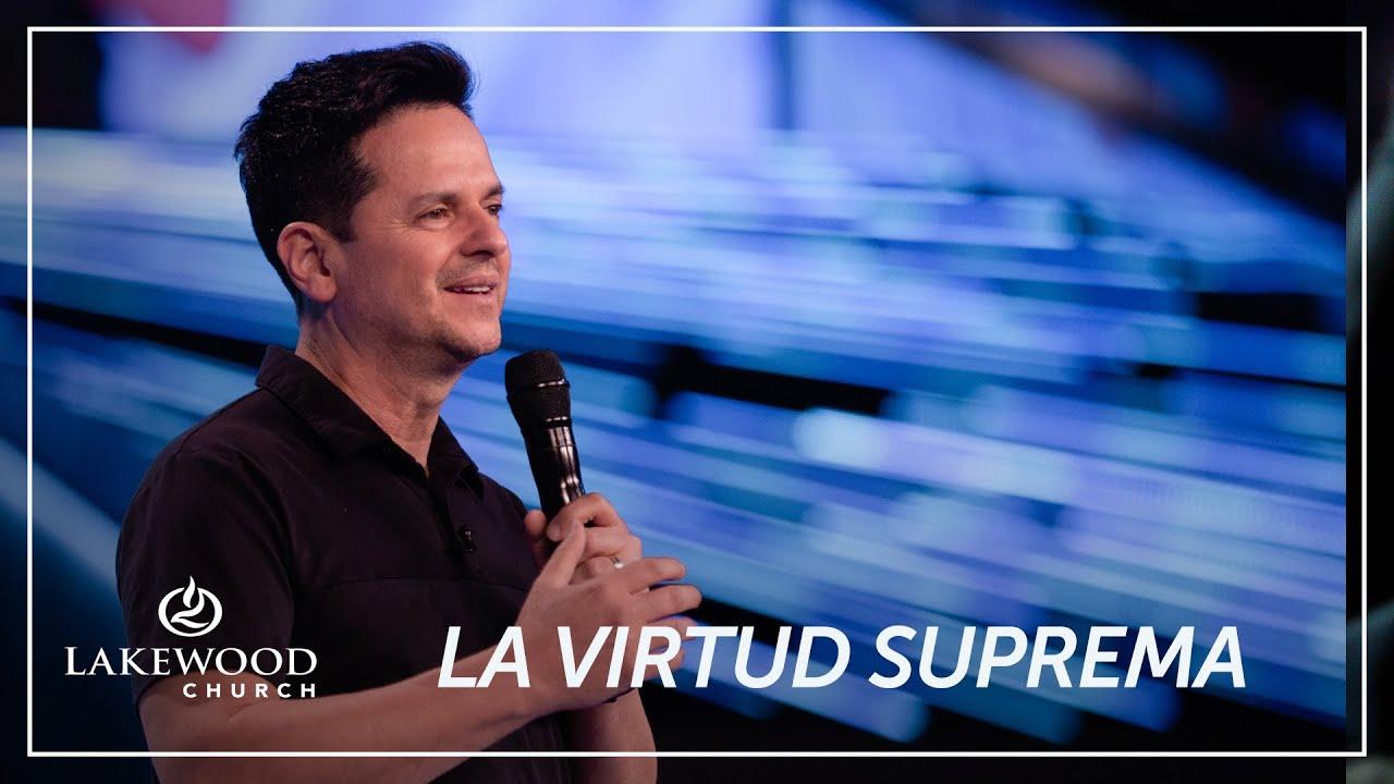 ✅ Pastor Danilo Montero - La virtud suprema - Julio 2020